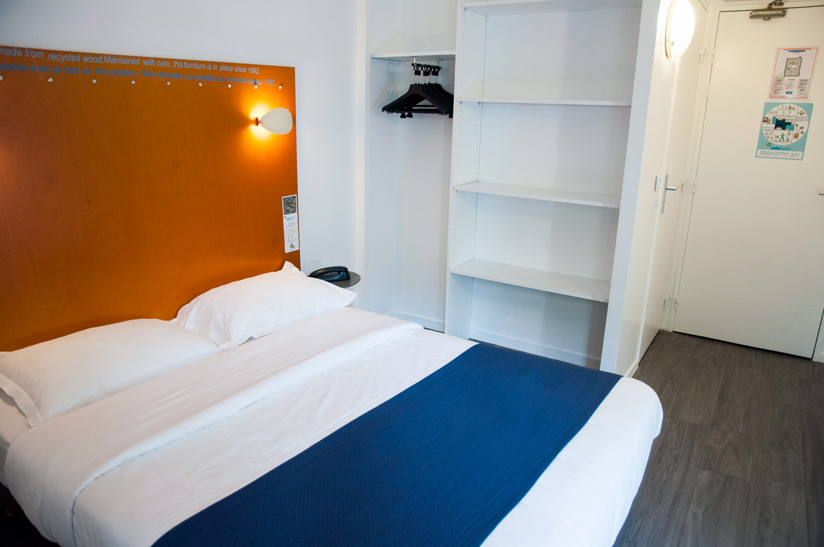 Standard Rooms Low Cost And Confortable In The Center Of